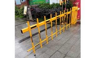汉中智慧城栅栏道闸案例 - 汉中中出网-城市出入口设备门户