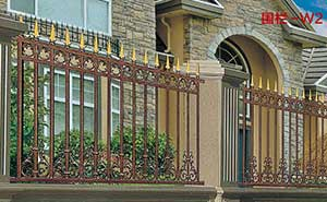 围墙护栏 - 围墙护栏 - 大同中出网-城市出入口设备门户
