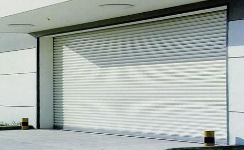 铝合金卷帘门 - 铝合金卷帘门 - 六安中出网-城市出入口设备门户