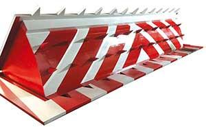路障机 - 路障机132 - 丹东中出网-城市出入口设备门户