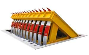 路障机 - 路障机--加强型JT-LZJ-02 - 丹东中出网-城市出入口设备门户