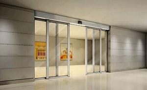 自动感应门 - 自动感应门 - 吕梁中出网-城市出入口设备门户