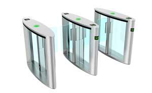 速通门 - 速通门SG-AT30 - 佳木斯中出网-城市出入口设备门户