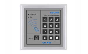 门禁系统 - CU-K05单门门禁控制器 - 佳木斯中出网-城市出入口设备门户