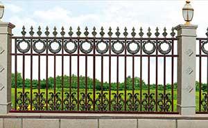 围墙护栏 - 围墙护栏 - 佳木斯中出网-城市出入口设备门户