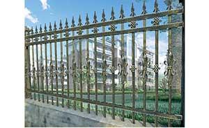 围墙护栏 - 围墙护栏 - 河源中出网-城市出入口设备门户