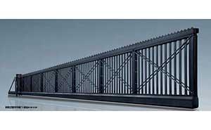 悬浮平移门 - 悬浮平移门-锐宝818-TJC - 鄂州中出网-城市出入口设备门户