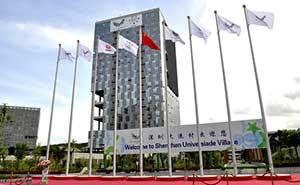 旗杆 - 铝合金锥形旗杆Q810 - 鄂州中出网-城市出入口设备门户