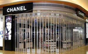 水晶卷帘门 - 水晶卷帘门 - 鄂州中出网-城市出入口设备门户