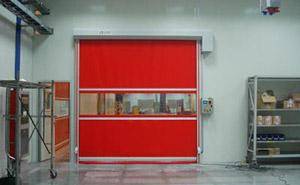 快速卷帘门 - 快速卷帘门3 - 莱芜中出网-城市出入口设备门户