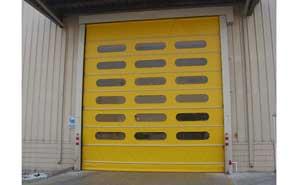 快速堆积门 - 多视窗快速堆积门 - 防城港中出网-城市出入口设备门户