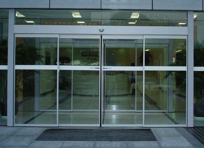 自动感应门 - 自动感应门 - 广元中出网-城市出入口设备门户