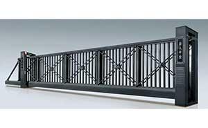 悬浮平移门 - 悬浮门欧宝818-L-D - 白银中出网-城市出入口设备门户