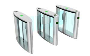速通门 - 速通门SG-AT30 - 白银中出网-城市出入口设备门户