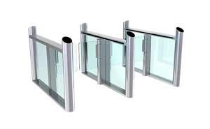 速通门 - 速通门SG-AT50 - 白银中出网-城市出入口设备门户