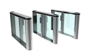 速通门 - 速通门SG-AT70 - 白银中出网-城市出入口设备门户