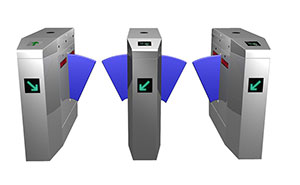翼闸 - 桥式斜角翼闸c6014F - 拉萨中出网-城市出入口设备门户