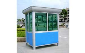 保安岗亭 - 保安岗亭MT-2011型 - 鹤岗中出网-城市出入口设备门户