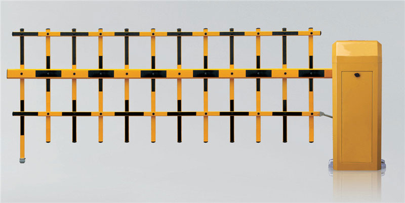栅栏道闸 - TL-260双层栏栅道闸 - 七台河中出网-城市出入口设备门户