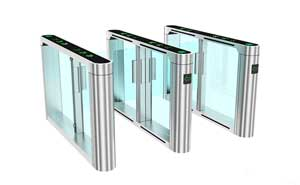 速通门 - 速通门SG-AT20 - 七台河中出网-城市出入口设备门户