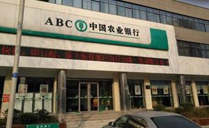 农业银行自动门案例