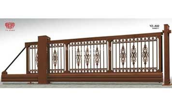 悬浮平移门 - 无轨悬空门 33-34 - 杭州中出网-城市出入口设备门户