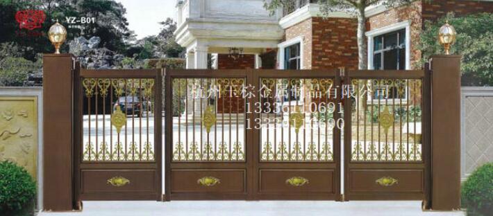 电动折叠门 - 悬空折叠门 45-46 - 杭州中出网-城市出入口设备门户