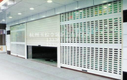 卷帘门 - 型材门2-70卷帘门 - 杭州中出网-城市出入口设备门户