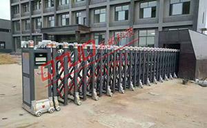 江西大力实业有限公司--电动伸缩门 - 南昌中出网-城市出入口设备门户