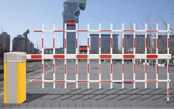 栅栏道闸 - 栅栏杆HL-8061