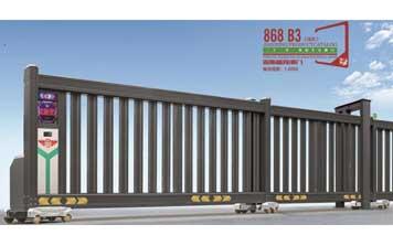 分段平移门 - 宙斯盾868B3分段平移门 - 重庆中出网-城市出入口设备门户
