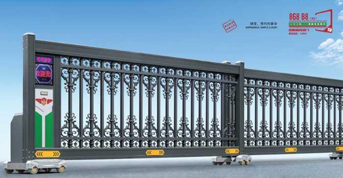 分段平移门 - 宙斯盾868B8分段平移门 - 重庆中出网-城市出入口设备门户