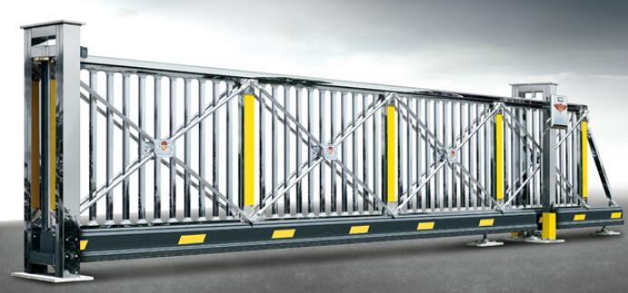 悬浮平移门 - 欧式智能悬滑门(精钢) - 重庆中出网-城市出入口设备门户