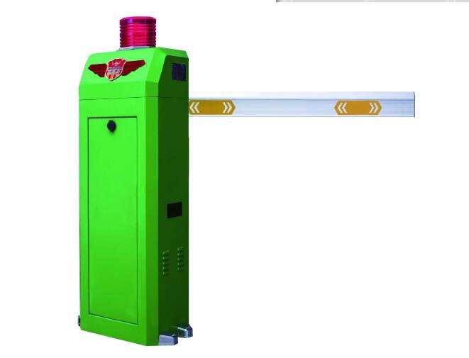直杆道闸 - TL-260直杆警灯道闸 - 重庆中出网-城市出入口设备门户