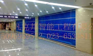 防火卷帘门 - pvc防火卷帘门 - 重庆中出网-城市出入口设备门户