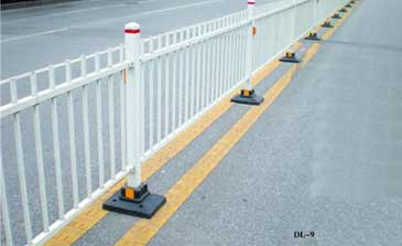 不锈钢护栏 - 市政护栏 - 重庆中出网-城市出入口设备门户