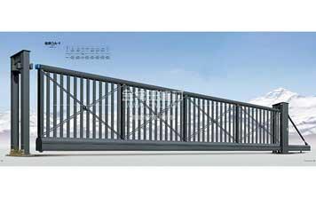 悬浮平移门 - 悬浮门A-1 - 重庆中出网-城市出入口设备门户
