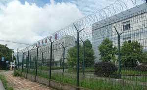 重庆中航货站护栏案例 - 重庆中出网-城市出入口设备门户