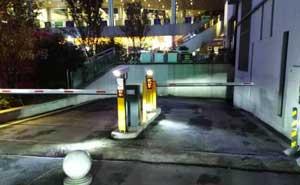 重庆盘龙奥园广场车牌识别系统案例 - 重庆中出网-城市出入口设备门户