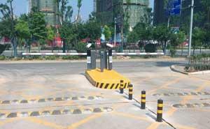 湖南岳阳东站停车场系统案例