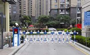 南京凤凰和美道闸案例