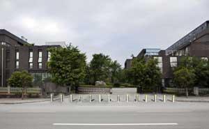 绿湖别墅中心升降柱案例 - 南昌中出网-城市出入口设备门户