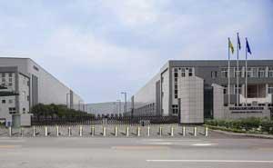 重庆湛源电子有限公司升降柱案例 - 重庆中出网-城市出入口设备门户