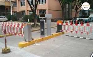 上海市七宝中学车牌识别系统案例 - 上海中出网-城市出入口设备门户