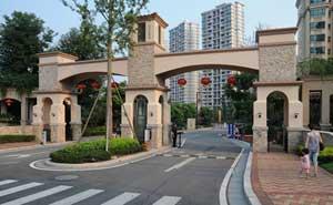 成都雅居乐停车场系统案例 - 成都中出网-城市出入口设备门户