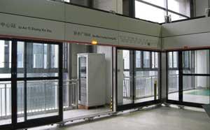 南昌地铁1号线工程 - 南昌中出网-城市出入口设备门户