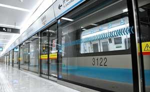 天津地铁3号线屏蔽门案例 - 天津中出网-城市出入口设备门户