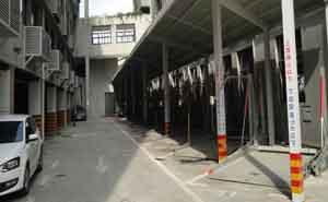 上海晟隆大厦立体车库案例 - 上海中出网-城市出入口设备门户