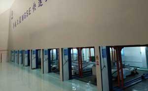北京航天五院五层升降横移式MGSE快速立体车库案例 - 北京中出网-城市出入口设备门户