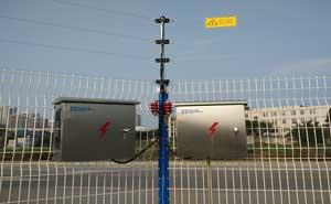 成都梅特勒-托利多电子围栏案例 - 成都中出网-城市出入口设备门户